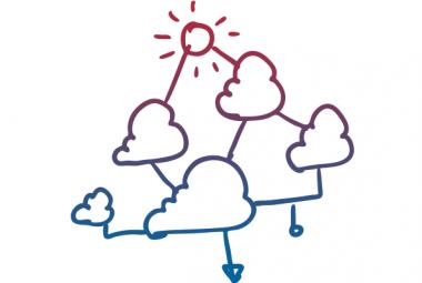 Spitfire Analytics - Specialists in IBM Planning Analytics - Cloud storage platform logo colour