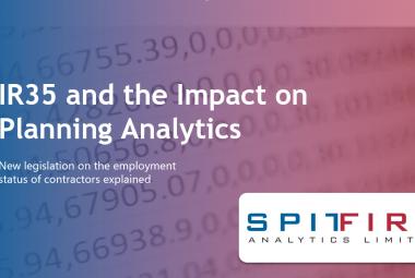 IR35 and Impact on Planning Analytics