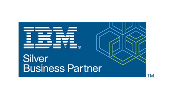 IBM Silver Business Partner Logo